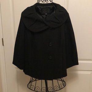 Missimo Black Dressy Coat Size 16W/18W